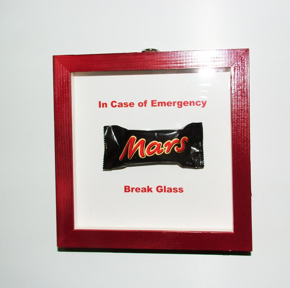 Emergency Mars Bar