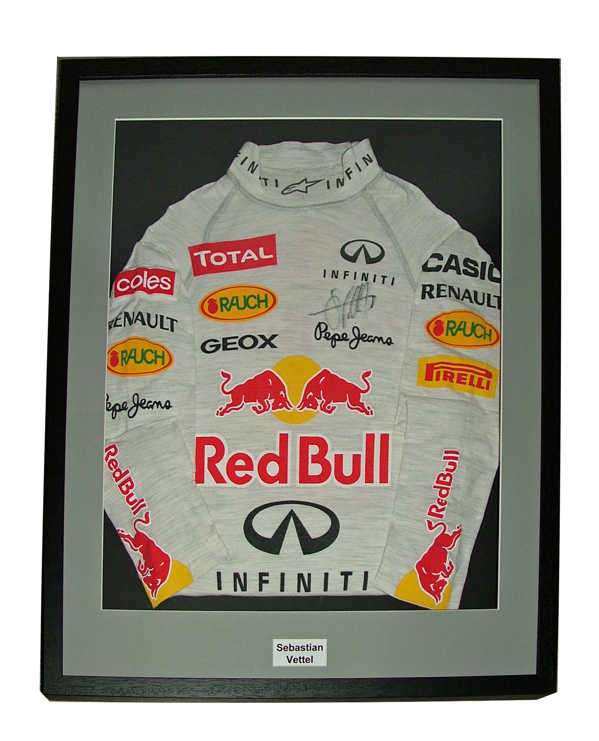 vettel-shirt-framed